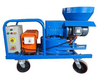 SHT38 mortar spraying machine