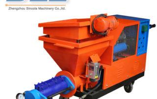 n2 PLASTER MACHINE