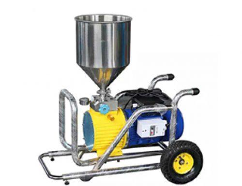 Airless Cement Spraying Machine
